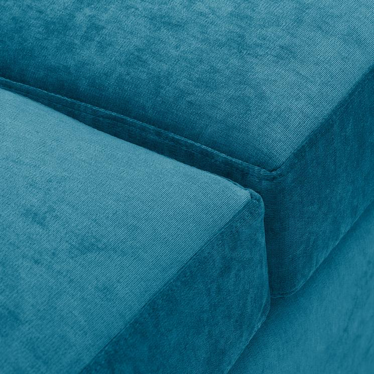 Sofa Bed | Metro Compact | Danza Teal | British Made 5