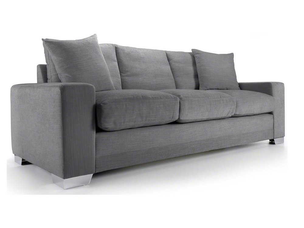 Marvelous Chelsea Sofa Bed Large 249Cm Sofa Bed Senna Grey Machost Co Dining Chair Design Ideas Machostcouk