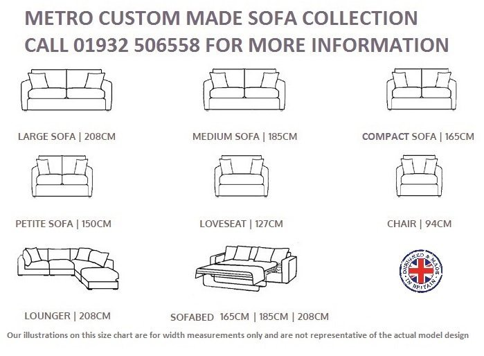 METRO CUSTOM MADE SOFA COLLECTION v1