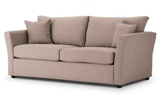 SOFA BED Flared Arm in Emporio Stone