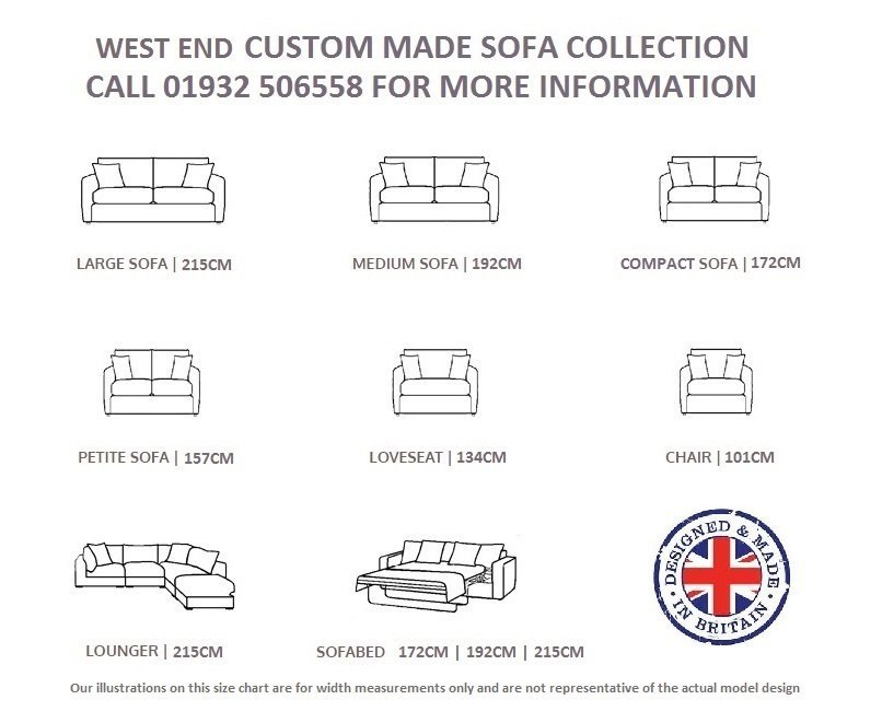 WEST END CUSTOM MADE SOFA COLLECTION